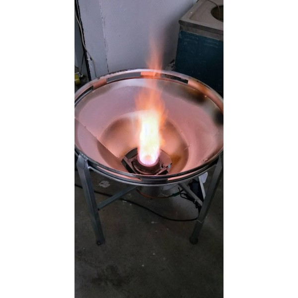 农村办酒席用的灶具 红白喜事办酒席环保油炒炉